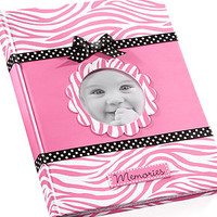 First Impressions Baby Book, Baby Girls Memories Book