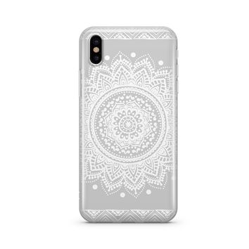 Henna Sundala Mandala - Clear TPU Case Cover Phone Case
