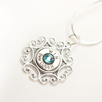 Filigree Sterling Silver Necklace - Trendy Necklaces - Christmas Gift Ideas - Sterling Silver Jewelry - Bridesmaid Necklace - Cute Necklaces
