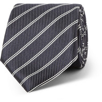 Canali - Striped Silk Tie | MR PORTER