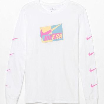 ONETOW Nike SB Big Futura Long Sleeve T-Shirt at PacSun.com