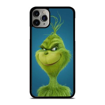 THE GRINCH CARTOON iPhone Case Cover