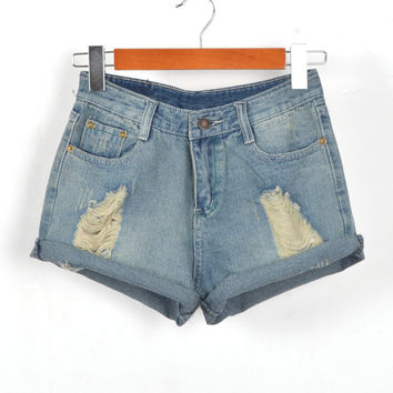 2016 Fashion Sexy Women Shorts Denim Shorts Casual Women Shorts = 4824002500