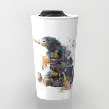 Niffler Travel Mug by MonnPrint