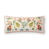Rifle Paper Co. Wildwood Lumbar Pillow