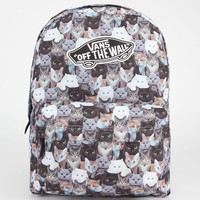 Vans Aspca Realm Backpack Cats One Size For Women 22923714901
