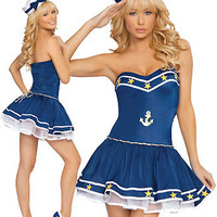 Cosplay Anime Cosplay Apparel Holloween Costume [9211506180]