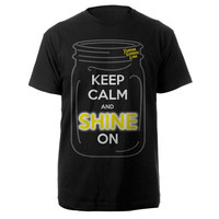 Florida Georgia Line Official Store | Keep Calm and Shine On Tee