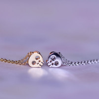 Neat Skull Necklace