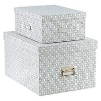 The Container Store > Our Milano Graphic Storage Boxes