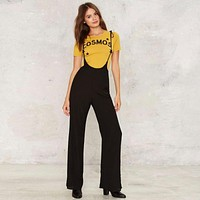Vogue Wide Leg Trouser