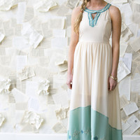 Hi-Lo Lover Maxi Dress