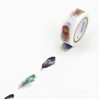On-Trend Feather Washi Tape (Wanelo Special)