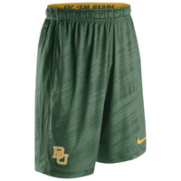 Baylor Bears Nike Warp Speed Fly Performance Shorts – Green