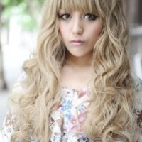 X&Y ANGEL-2014 New Long Curly Half Fall Hairpiece Synthetic Wig KZ024