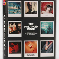 The Polaroid Book: Selections From The Polaroid Collections Of Photography By Barbara Hitchcock & Steve Crist - Urban Outfitters