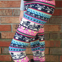 *Little 512* Rebel Girl Leggings(KIDS)