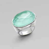 IPPOLITA - Clear Quartz and Sterling Silver Ring