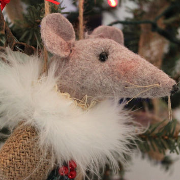 Not Even A Mouse Ornament