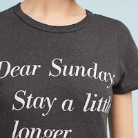 Dear Sunday Graphic Tee