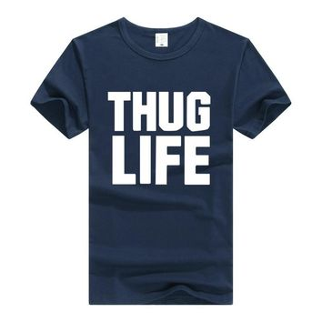 2Pac T Shirt Thug Life Hip Hop Tshirt Men Women Hiphop Tee Clothing 2 Pac Tupac Hip-hop T-Shirt Streetwear