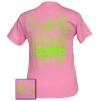 Girlie Girl Southern Originals Fearfully and Wonderfully Made T-Shirt