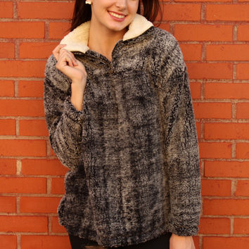 Chilly Weather Pullover