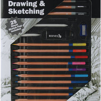 complete drawing & sketching kit