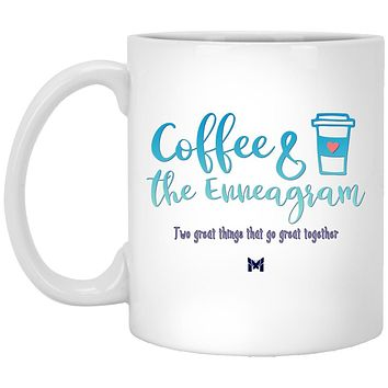 Coffee and the Enneagram - Mug / Cup