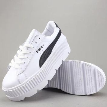 Puma Cleated Creepers Suede Wn.S Women Men Fashion Old Skool Casual Shoes-1