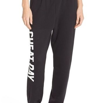 Private Party 'Cheat Day' Sweatpants | Nordstrom