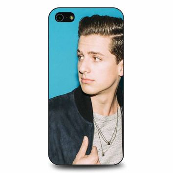 Charlie Puth 6 iPhone 5/5s/SE Case