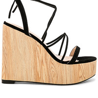 RAYE Wren Wedge in Black | REVOLVE