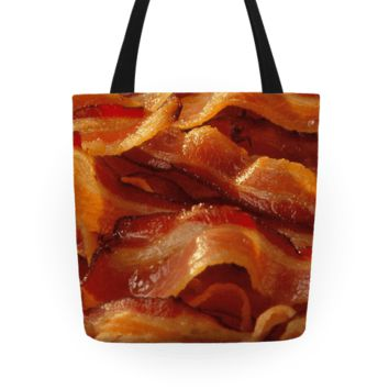Bacon Tote Tote Bag