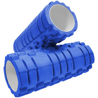 More Mile Blue Beast Foam Mobility Roller