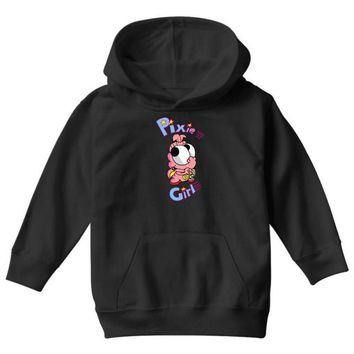 pixie girl Youth Hoodie