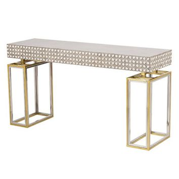 Boyd Cowrie Console Table | New Furniture | What's New! | Candelabra, Inc.