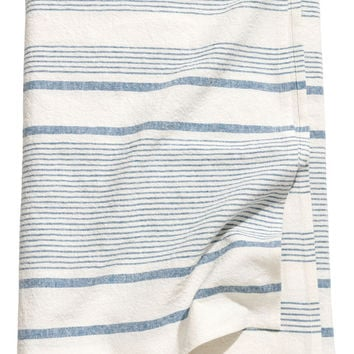 H&M Linen-blend Tablecloth $34.99