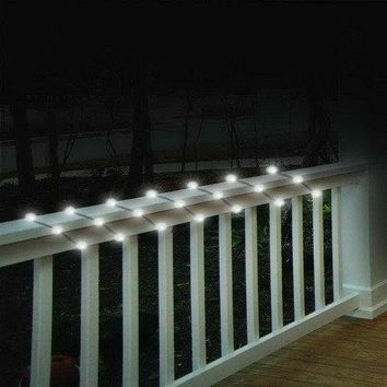 Solar LED String Lights