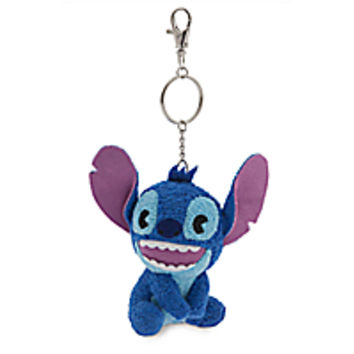 Stitch MXYZ Plush Keychain