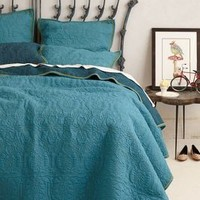 Marseille Coverlet by Anthropologie