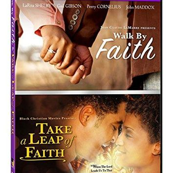 Walk by Faith / Take a Leap of Faith Double Feature