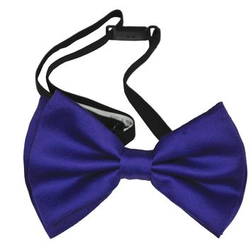 Bow Tie Purple Halloween Prop accessories