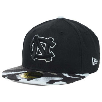 North Carolina Tar Heels NCAA Urban Camo 59FIFTY Cap