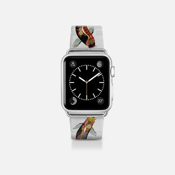 koi transparent apple watch band Apple Watch Band (38mm)  by Sharon Turner | Casetify
