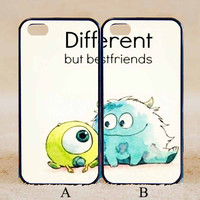 Different Best Friends Forever Couple Case,Custom Case,iPhone 6+/6/5/5S/5C/4S/4
