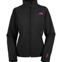 The North Face Women's Jackets & Vests WOMEN'S PINK RIBBON APEX BIONIC JACKET