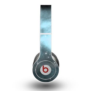 The Light & Dark Blue Space Skin for the Beats by Dre Original Solo-Solo HD Headphones