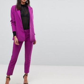 Y.A.S Bright Tailored Cigarette PANTS | ASOS