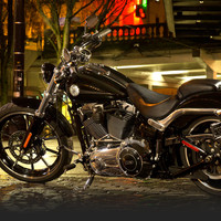 2015 Softail® Breakout® Motorcycles